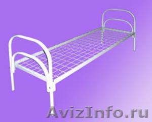 Кровати железные, кровати одноярусные, кровати двухъярусные, кровати для больниц - Изображение #6, Объявление #651158