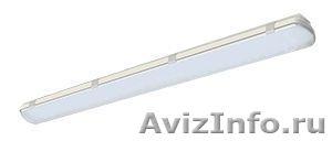 Светодиодный светильник FAROS FI 135 18LED 0.35А 42W IP65 опал - Изображение #2, Объявление #1267969