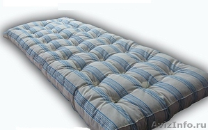 Кровати одноярусные металлические, кровати металлические двухъярусные, дёшево - Изображение #7, Объявление #1478867