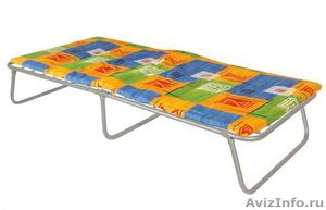 Кровати одноярусные для бытовок, кровати двухъярусные для детского лагеря - Изображение #5, Объявление #1479391