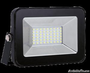 Прожектор светодиодный СДО-5-eco 20Вт 230В 6500К 1500Лм IP65 LLT - Изображение #1, Объявление #1387191