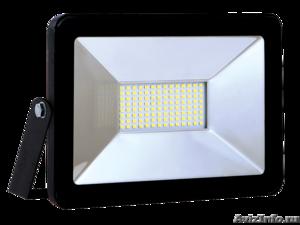 Прожектор светодиодный СДО-5-eco 50Вт 230В 6500К 3750Лм IP65 LLT - Изображение #1, Объявление #1387184