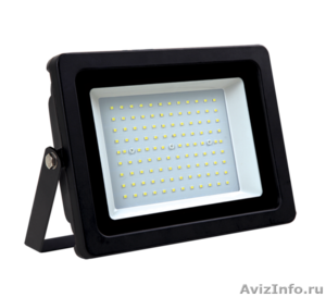 Прожектор светодиодный СДО-5-100 серии PRO 100Вт 230В 8000Лм 6500К  - Изображение #1, Объявление #787089