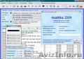 Analitika 2009 - Бесплатный инструмент для контроля и анализа деятельности