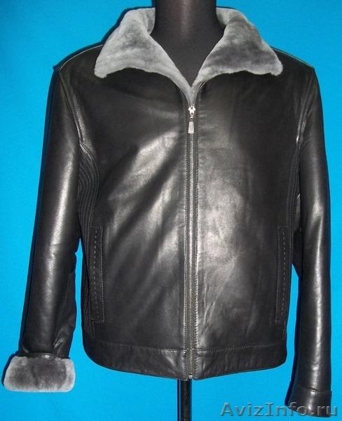 Распродажа мужских кожаных курток в спб