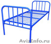 кровати одноярусные, кровати двухъярусные для военных, кровати металлические - Изображение #5, Объявление #696167