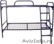 Армейские металлические кровати для солдат, кровати для казарм, кровати оптом, Объявление #1479363