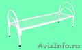 Двухъярусные металлические кровати, трёхъярусные металлические кровати. дёшево, Объявление #1478958
